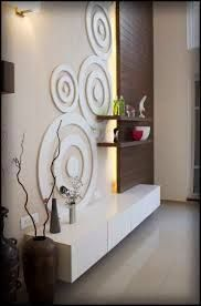 Image result for designer wall feature at staircase bangalore