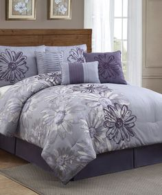 Madison Park Brussell 7 Pc Comforter Set Comforter