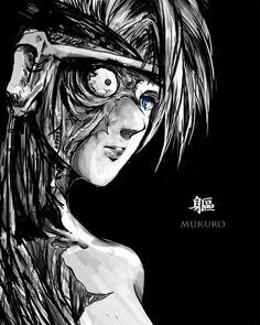 Mukuro - Yu Yu Hakusho