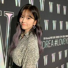 Yuri, My Girl, Cool Girl, W Korea, Forever Girl, Japanese Girl Group, The Wiz, Yugyeom, Kpop Girls