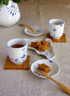 Warabimochi わらび餅 , Japanese sweets   R journal