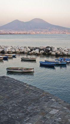 Vesuvio- Napoli, Italy