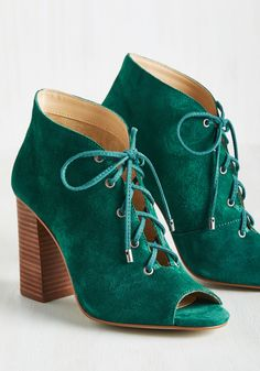 'Come! Not a word! Into your clothes - these green booties - and…
