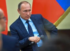 Putin orders sanctions against Turkey after downing of jet
