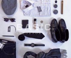 Basic Clothing Co. Brand Display