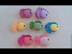 Amigurumi Crochet Pattern Clownfish - Pattern Presentation - YouTube