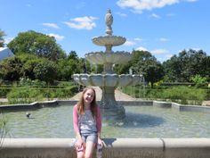 The Royal Botanical Gardens in Burlington, Ontario,