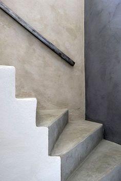 cimento queimado também é uma opção para deixar a casa aconchegante e moderna.