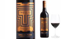 Trellis Wine - Glasfurd & Walker Design