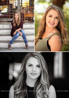 Oregon high school senior portrait photographer, Holli True, photographs Class of 2016 student, Amarie, for her urban and natural senior pictures.