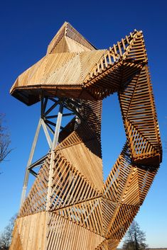Ateliereen Architecten Creates Playful, Permeable Structure Using Metal and Wood,© Ateliereen Architecten (Eindhoven)
