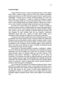 Página 139  Pressione a tecla A para ler o texto da página