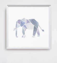 Watercolor-geometric-animal-art-print-peach-1476378003