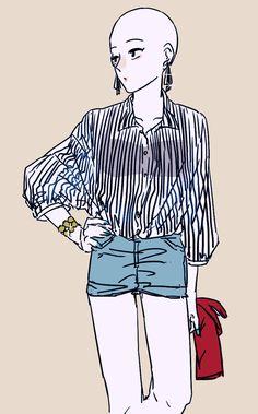 Preußen — Saitama is Genos's kawaii egg waifu Credit. One Punch Man Funny, One Punch Man Manga, Genos X Saitama, Anime One, Anime Stuff, Saitama One Punch Man, Gender Bender, Fashion Design Drawings, Cool Animations