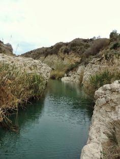 Pozas del río Aguas