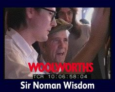Walk of the stars - some of the top flight personalities who have starred in Woolworths tv commercials over the years