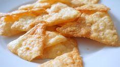 Koolhydraatarme chips