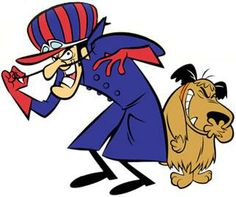 .Dastardly and Muttley