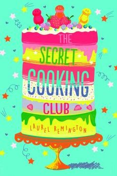 To celebrate the release of The Secret Cooking Club Laurel has popped in to My Book Corner to tell us about the inspiration behind her debut…