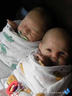 Gorgeous reborn babies!  Come make one for yourself.