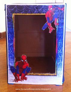 Festa di compleanno di Spiderman