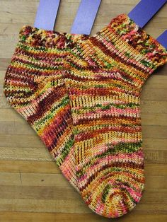 Ravelry: Socks pattern by Donna Jones
