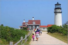 Ten lighthouses dot the Cape Cod shoreline. Take a free tour of the Chatham Lighthouse , the Nobska Light in Woods Hole or Race Point Light in Provincetown .