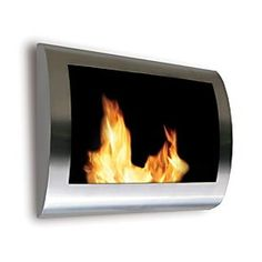 Chelsea Indoor Wall Mount Fireplace