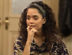 Tropical-print blouses: | Community Post: 23 Looks That Only Denise Huxtable Can Pull Off