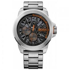 3c990ebeba7ff Men's Boss Orange New York Bracelet Watch 1513406 Hugo Boss Gifts, Hugo Boss  Man,