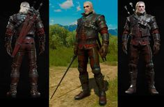 Read The Witcher and the mystery. from the story The Wolf of Remnant (male witcher reader x rwby) by (Spartan II commando) with reads. Witcher 3 Wolf Armor, The Witcher Geralt, Witcher Art, Ciri, Game Character, Character Design, The Witcher Wild Hunt, Httyd Dragons, Female Armor