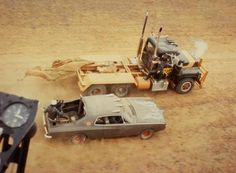 Mad Max 2 / The Road Warrior Vehicles - The Gyrocopter