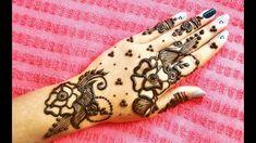 Henna Mehndi, Hand Henna, Hand Tattoos, Henna Hands