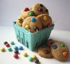 Postreadicción galletas decoradas, cupcakes y pops: Galletas de Lacasitos, M's y Conguitos