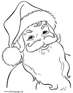 Santa Claus coloring pages Big selection of FREE printable