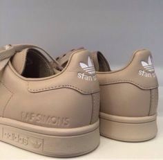adidas, shoes, and beige image Cream Aesthetic, Brown Aesthetic, Aesthetic Colors, Aesthetic Photo, Aesthetic Style, Adidas Superstar, Adidas Tumblr Wallpaper, Most Beautiful Images, Favim
