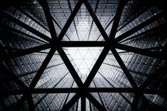 The sky in the kaleidoscope by Hideyasu Chiba Fine Art Prints, Framed Prints, Canvas Prints, Geometric Flower, Chiba, Gloss Matte, Modern Frames, Poster Size Prints, Photo Puzzle