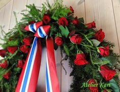 Atelier Kari naturdekorasjoner og kranser: Gratulerer med dagen! 1. of May.