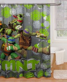 Tmnt Bathroom Accessories Home Design Nickelodeon Age Mutant