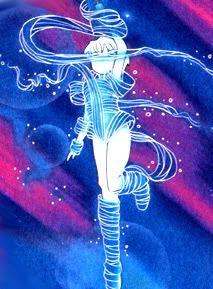 Sailor Mercury transformation