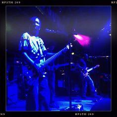 Nic Daniels, Ian Neville and Tony Hall - Dumpstaphunk lights up Bear Creek!