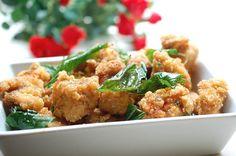 台式鹽酥雞食譜、作法 | Amyの私人廚房的多多開伙食譜分享