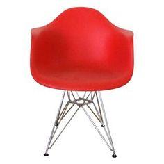 red eiffel armchair $122