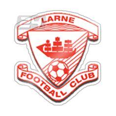 Larne FC - Irish Championship Silhouette Portrait Projects, British Football, Sports Team Logos, Crests, Club, Football Team, Badges, Irish, Soccer