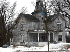 Haunted Places In Upstate NY | upstate new york haunted house via flickr upstate new york haunted ...