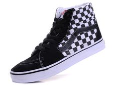 b56f5ddaae5d Buy Vans CheckerBoard Classics Black True White Mens Shoes Discount from  Reliable Vans CheckerBoard Classics Black True White Mens Shoes Discount  suppliers.