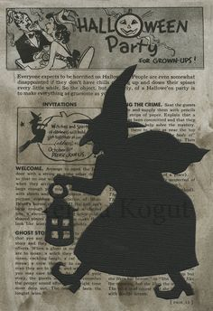 3231-Walking-witch-silho-over-antique-paper.jpg (1453×2119)