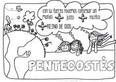 Si quieres aprender, ENSEÑA.: Pentecostés y un mundo mejor