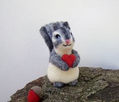 Valentines squirrel. Why not?