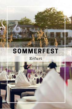 Top 20 Locations für Sommerfeste in Erfurt